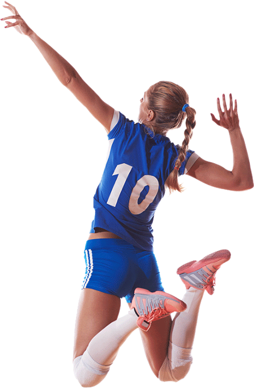 volleybal-vrouw